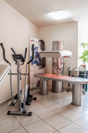 Μηχανήματα για αδυνάτισμα στο κέντρο αισθητικής Medi B In Beauty στις Σέρρες